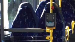 Anti-Muslim Group Mistakes Empty Bus Seats For Burkha-Clad