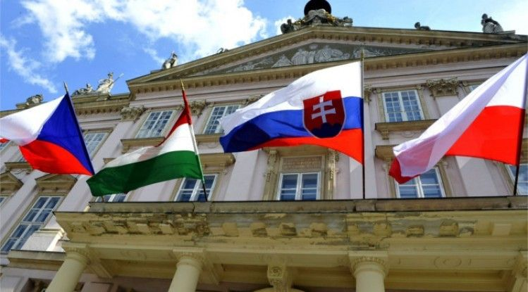 The Visegrád Group is an informal alliance of 4 nations