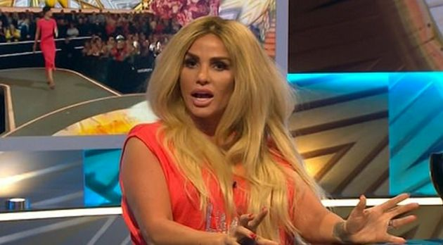 Katie Price has never been one to hold