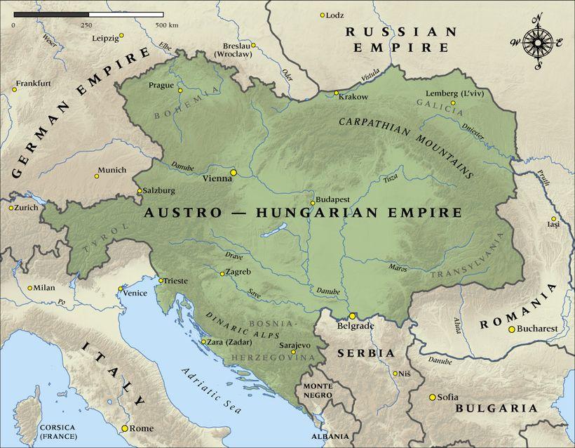 The Austro-Hungarian Empire