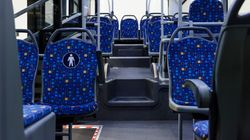 Islamophobes Mistake Empty Bus Seats For Burqa-Wearing