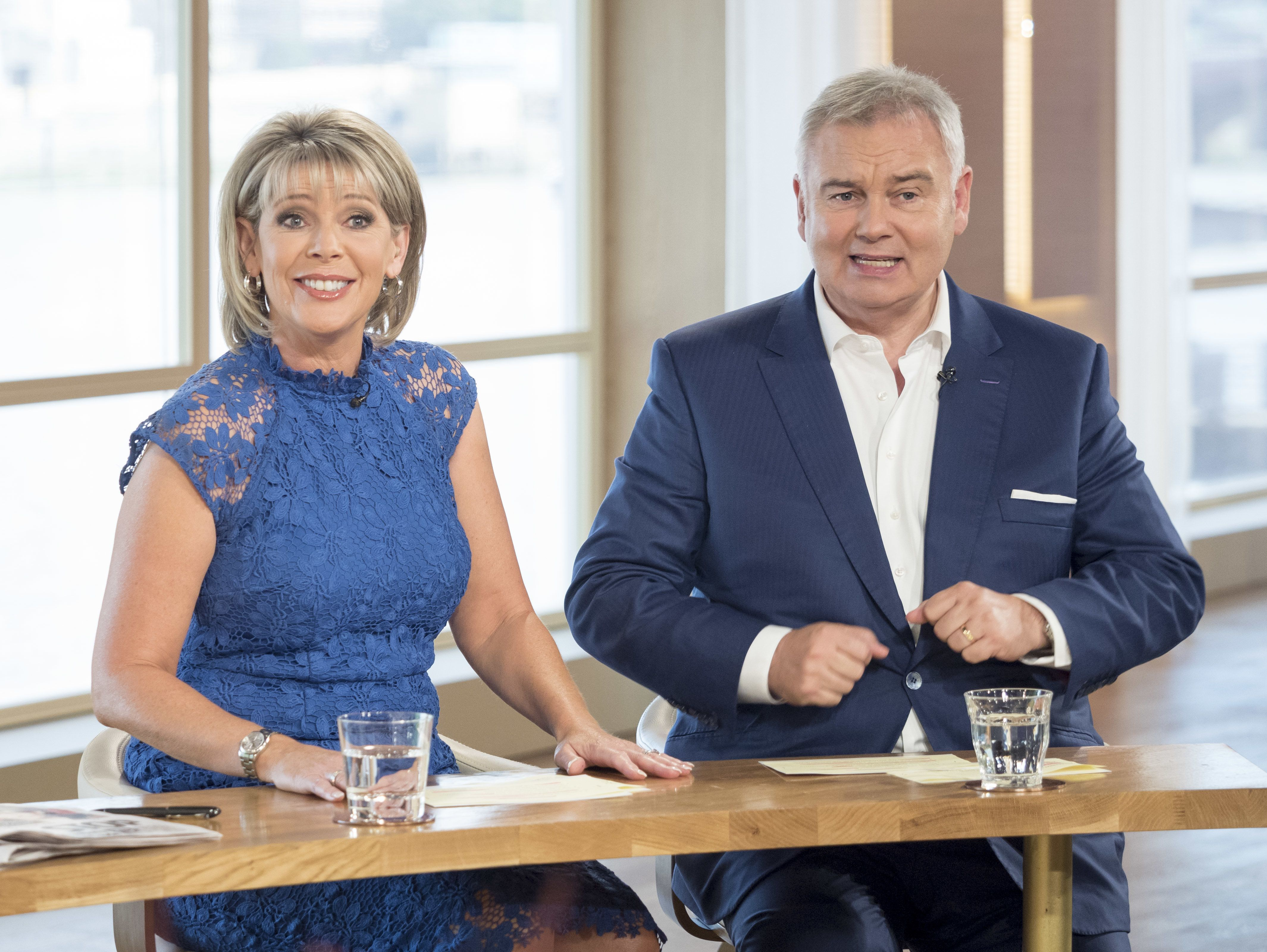 Eamonn has been supportive of Ruth's decision to do 'Strictly' - despite his