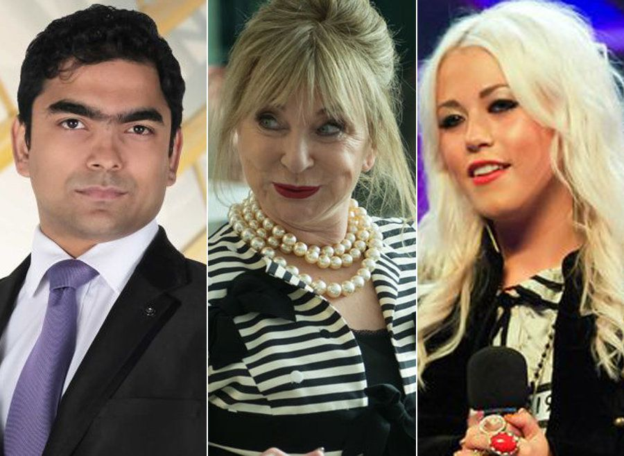 Here's Where You've See The 'Celebrity Big Brother' Housemates
