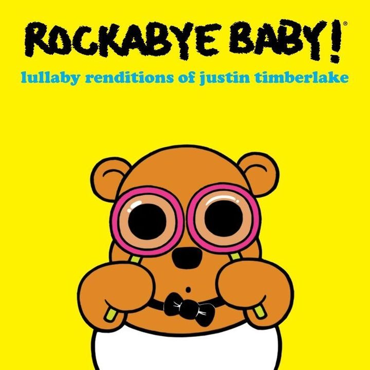 """Lullaby Renditions of Justin Timberlake"" includes adorable baby-friendly versions of his songs."