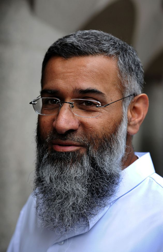 Two members of the gang sought out Islamic State supporter Anjem Choudary as they prepared to