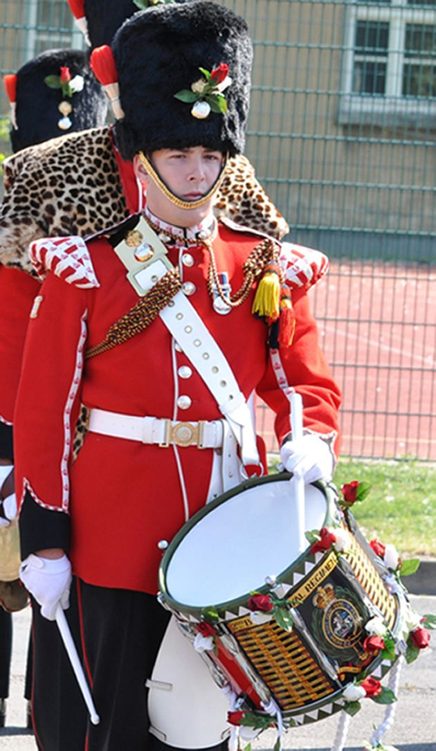 22-year-old Fusilier Lee Rigby was run over and hacked to death near Woolwich barracks, south-east London,...