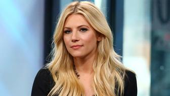 NEW YORK, NY - AUGUST 01:  Actress Katheryn Winnick visits Build studio on August 1, 2017 in New York City.  (Photo by Astrid Stawiarz/Getty Images)
