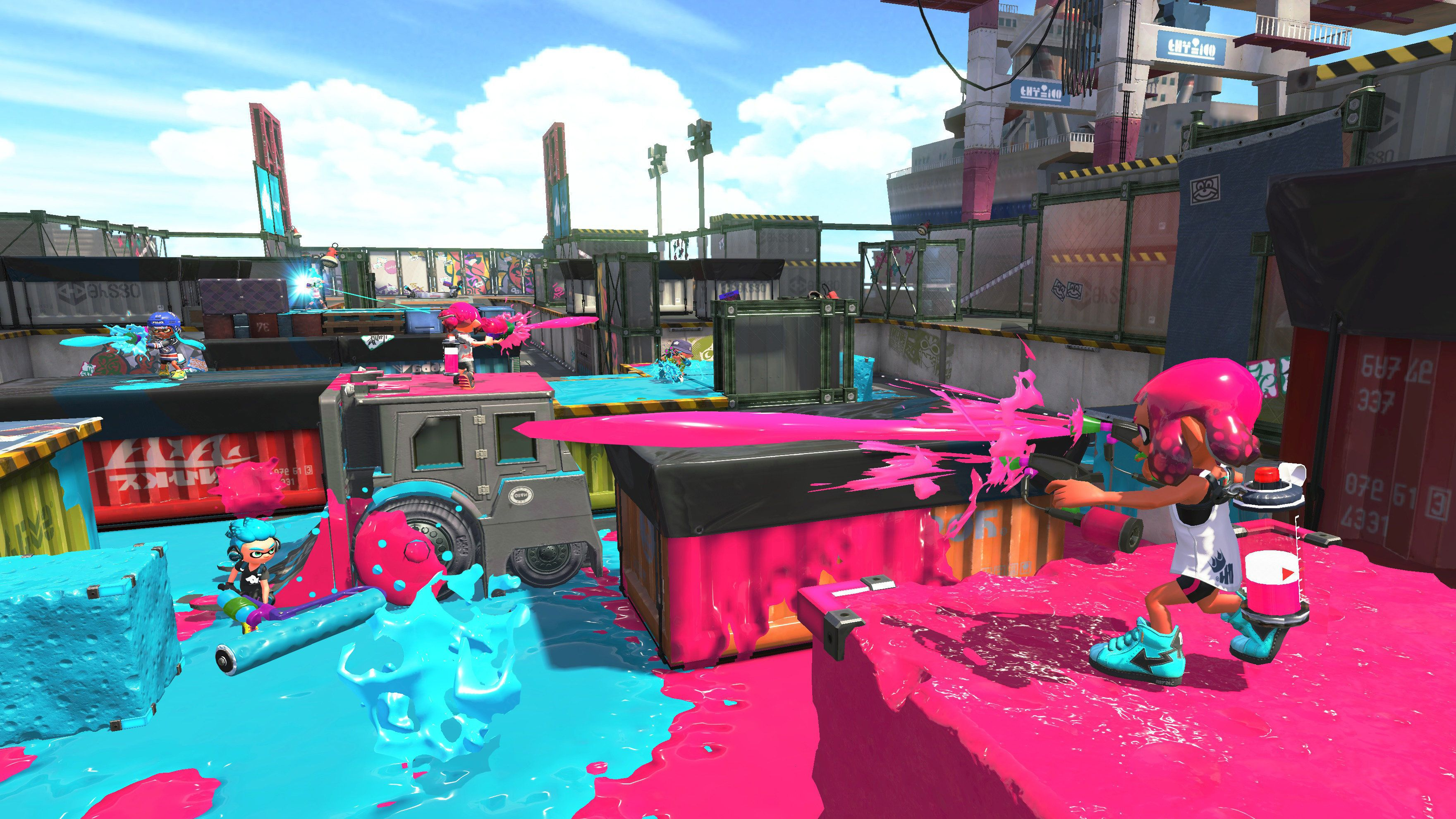 Splatoon 2 Review: Utterly Silly In The Best Possible