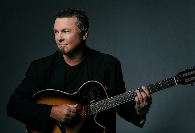 Edwin McCain headlines Euphoria's Friday night Taste of the South gala.