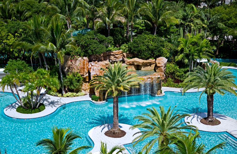 The Turnberry Resort & Spa Pool with lazy river