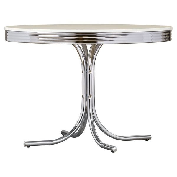 "<a href=""https://www.wayfair.com/Wade-Logan-Robert-Retro-Dining-Table-WLGN5698.html"" target=""_blank"">Shop it now at Wayfair</"