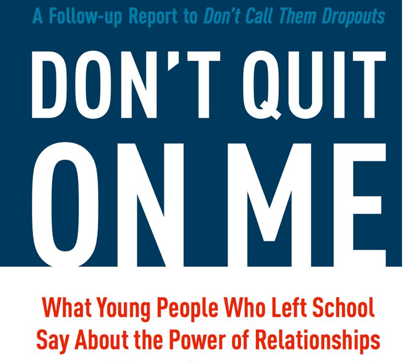 <em>Experiencing a major mental health issue is one of the seven most common reasons young people drop out of high school, ac