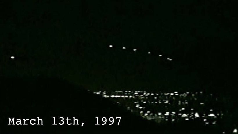 Image from Phoenix Forgotten of the Phoenix Lights