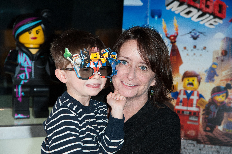 Rachel Dratch often tweets about raising her son, Eli.
