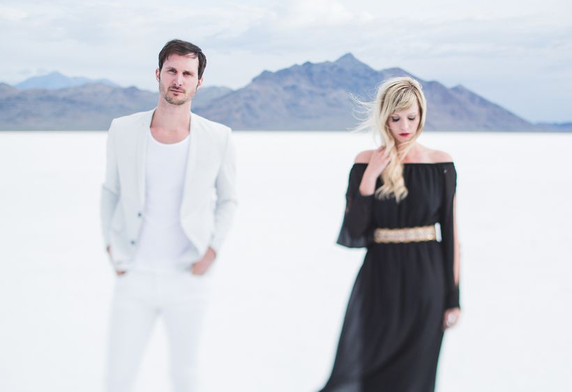 The Sweeplings' Whitney Dean (left) and Cami Bradley will release their next EP,  <i>Sleepwalking</i>, on Aug. 25.