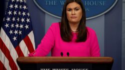 Sarah Huckabee Sanders Says It's Not 'Appropriate To Lie,' But