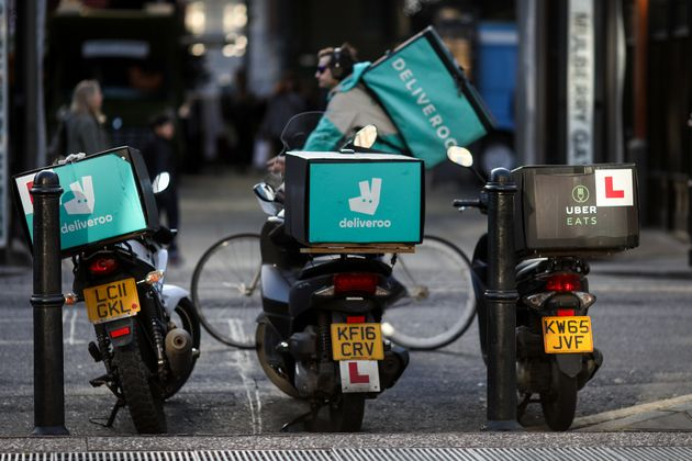 Deliveroo drivers are turning down jobs over fears they will be targeted by