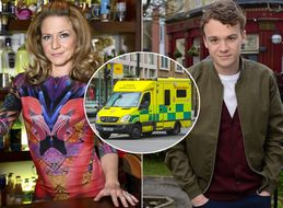 'EastEnders' 'Rewrite Carter Stunt Scenes' After On-Set Accident