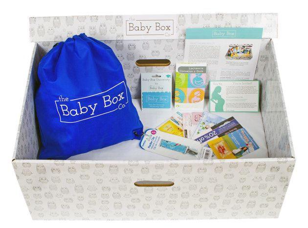 Baby Boxes: Seven Things New Parents Need To