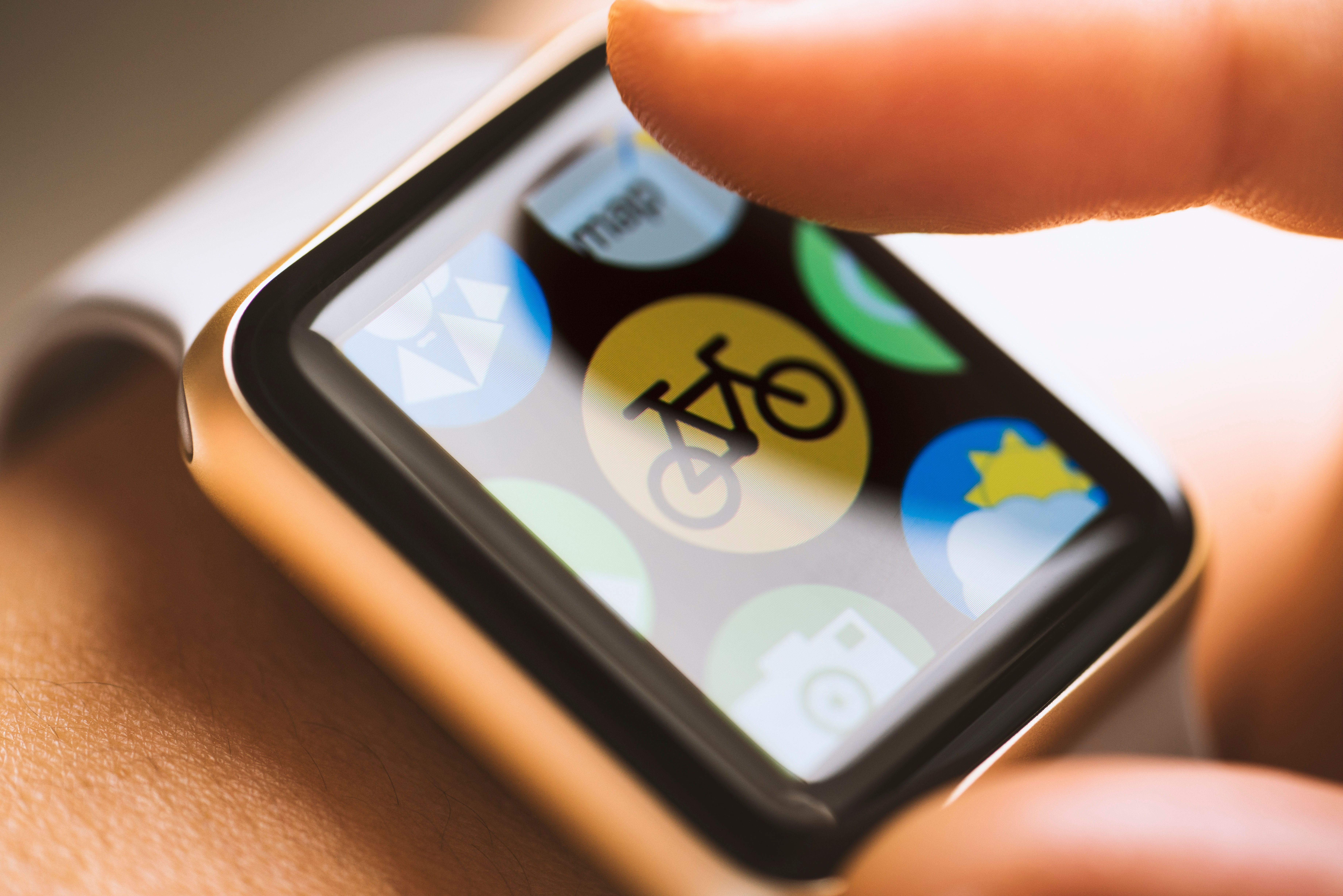 Apps To Get Cycling Newbies On