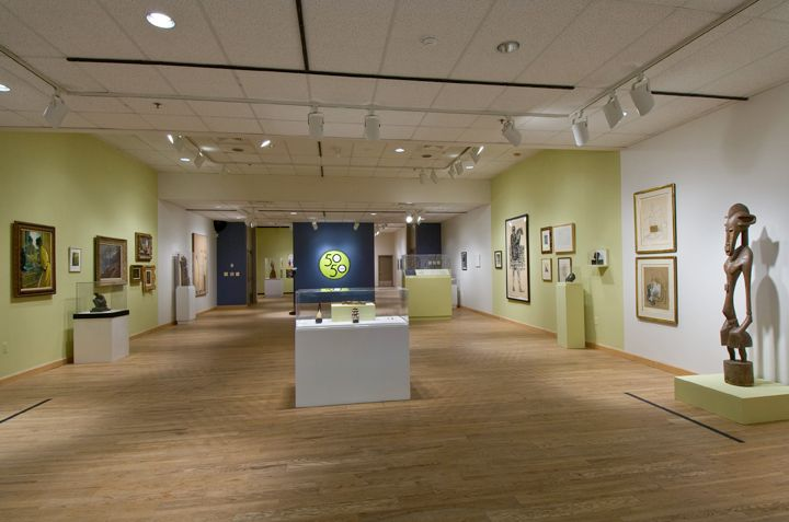 Installation View <em>50 Objects&#x2F;50 Years</em> (All Photos: Courtesy of The Housatonic Museum of Art)