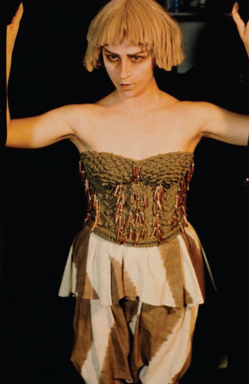 Cindy Sherman, <em>Untitled</em> (1998), Cibachrome, <em>Housatonic Museum of Art Purchase, 1999.11.01 </em