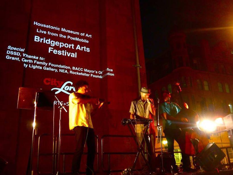 <em>Bridgeport ArtsFest</em>, Bridgeport, CT