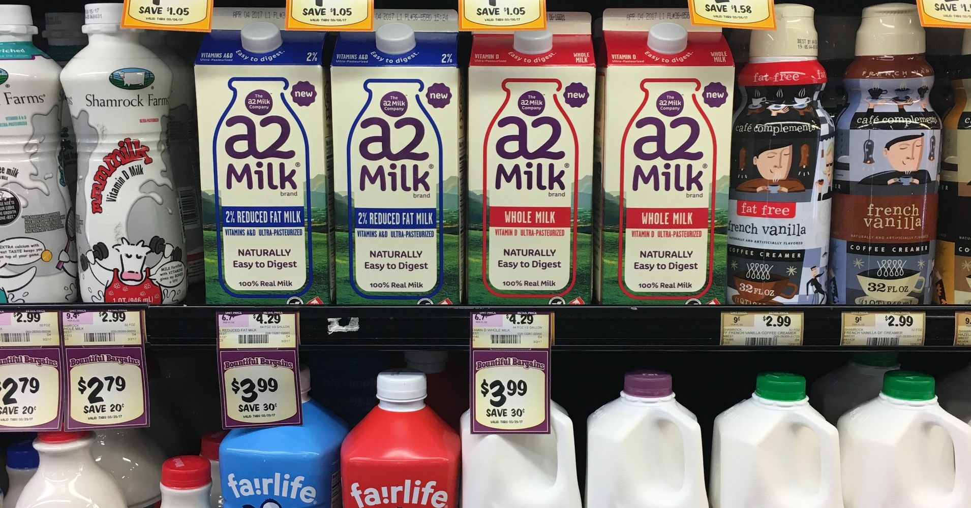 Do Cows Drink Milk >> A2 Milk Is About To Become A Health Food Trend. Here's What You Need To Know. | HuffPost