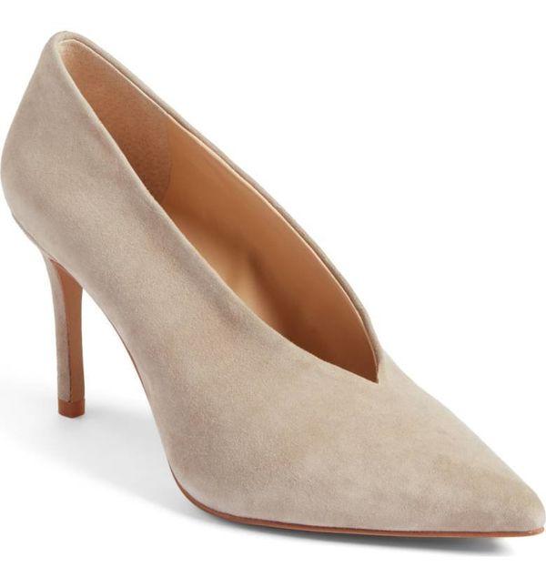 "<a href=""http://shop.nordstrom.com/s/vince-camuto-ankia-suede-pump-women-nordstrom-exclusive/4627744?origin=outfit&fashio"