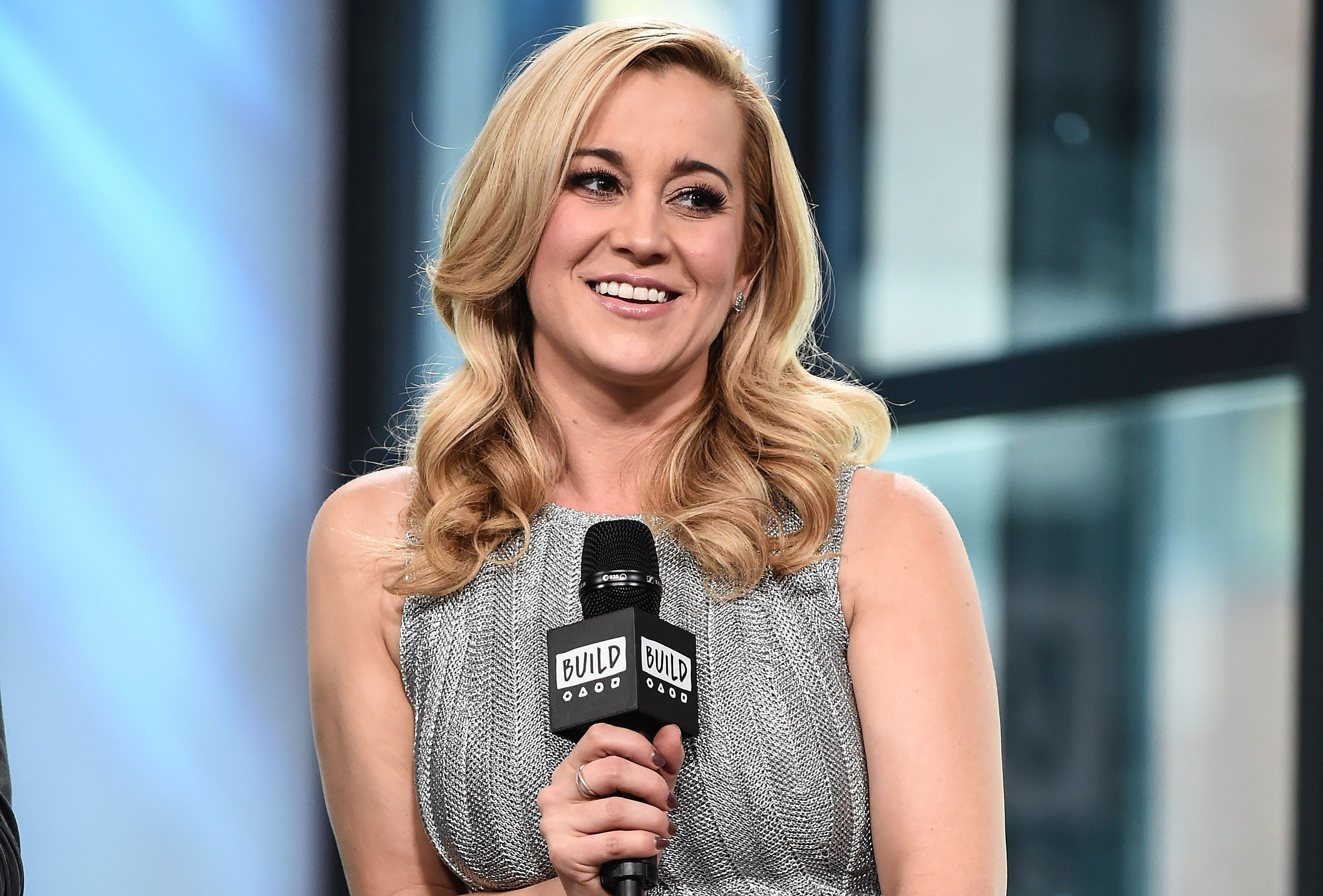 NEW YORK, NY - AUGUST 01:  Kellie Pickler attends the Build Series to discuss her show 'I Love Kellie Pickler' at Build Studio on August 1, 2017 in New York City.  (Photo by Daniel Zuchnik/WireImage)