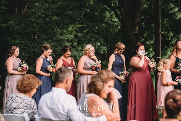 The Story Behind This Emotional Wedding Pic Will Make You