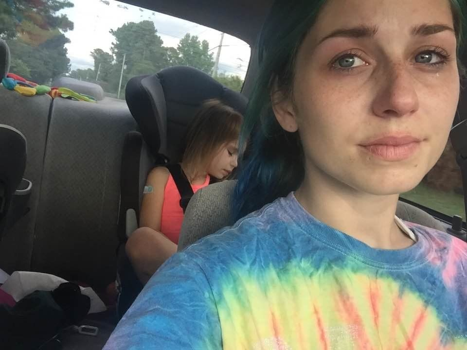 Single Mum's Viral Post Gets Real About Parenting A Kid With