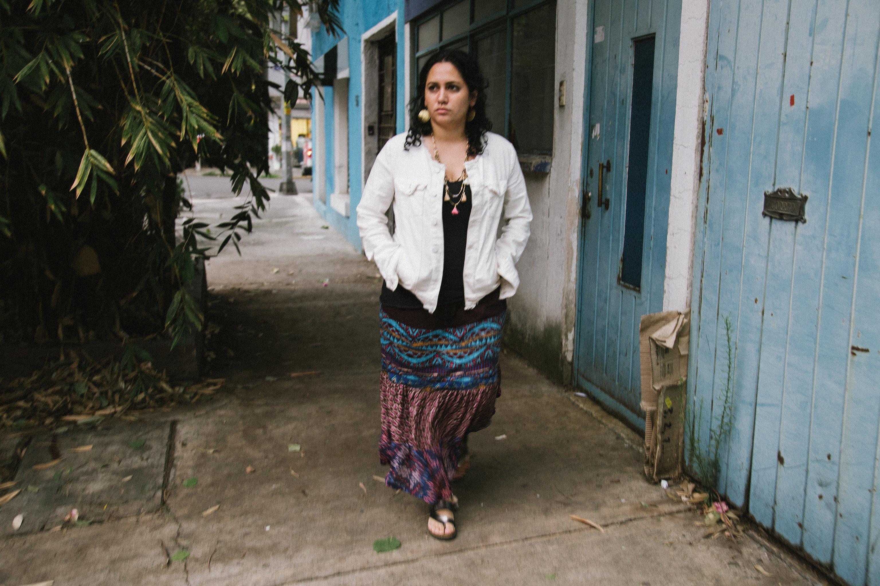 Woman in Tuxtla Gutierrez