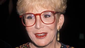TV Personality Sally Jessy Raphael attending 'The Promise Ball Benefiting Juvenille Diabetes Foundation' on November 11, 1989 at the Waldorf Hotel in New York City, New York. (Photo by Ron Galella, Ltd./WireImage)