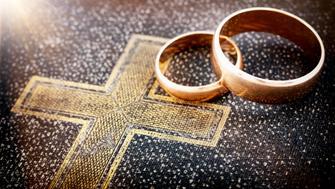 Marriage forever (macro photo) , Nikon D5000