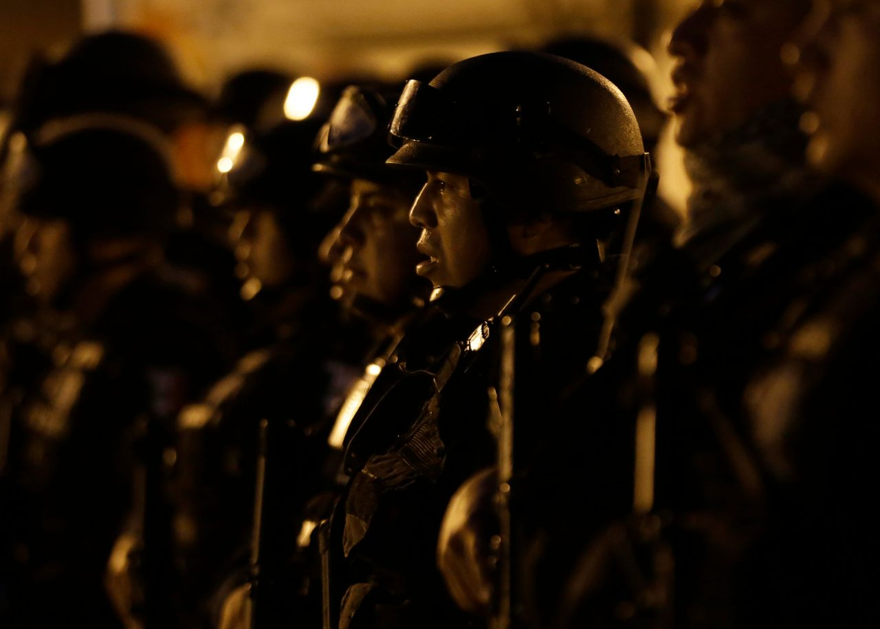 Police forces across Mexico are routinely detaining people without reason.