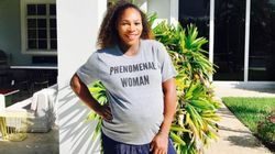 Here's Where You Can Buy The Insta-Worthy 'Phenomenal Woman' T-shirt Serena Williams Has Been