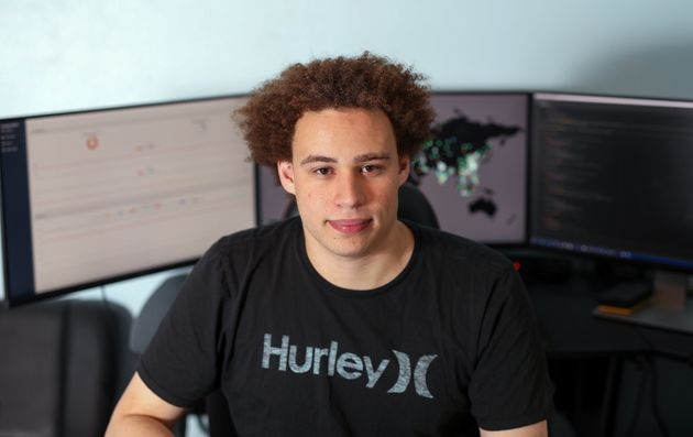 Marcus Hutchins helped stopped the Wannacry