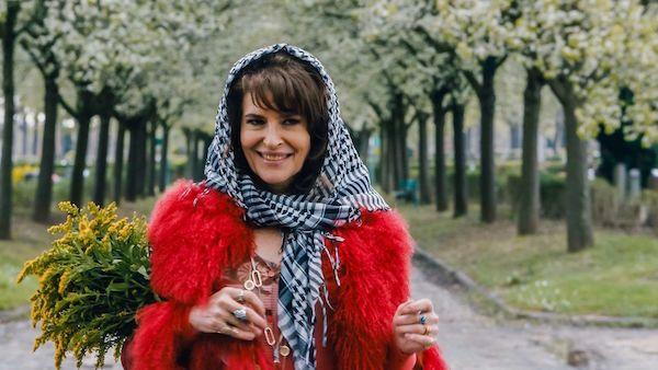 Fanny Ardant in 'Lola Parter'
