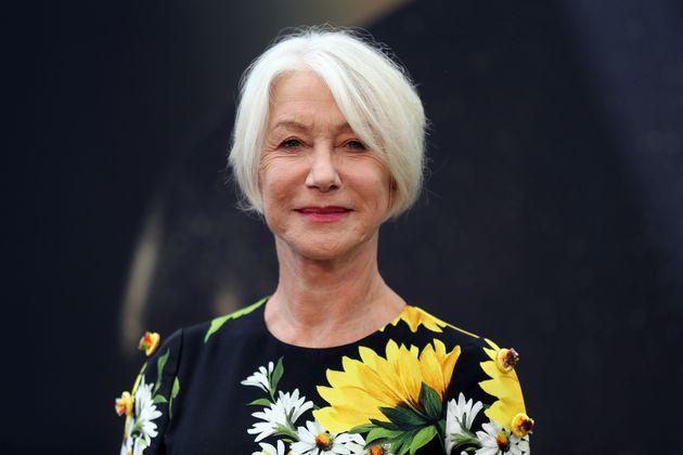 L'Oreal Brand Ambassador Dame Helen Mirren Says Moisturiser 'Probably Does F**k