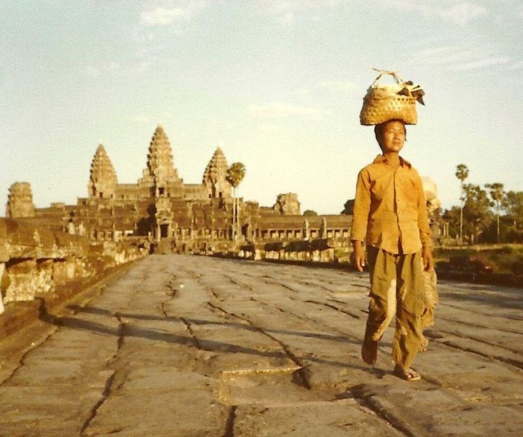 <em>Cambodia Angkor Wat December 1979</em>