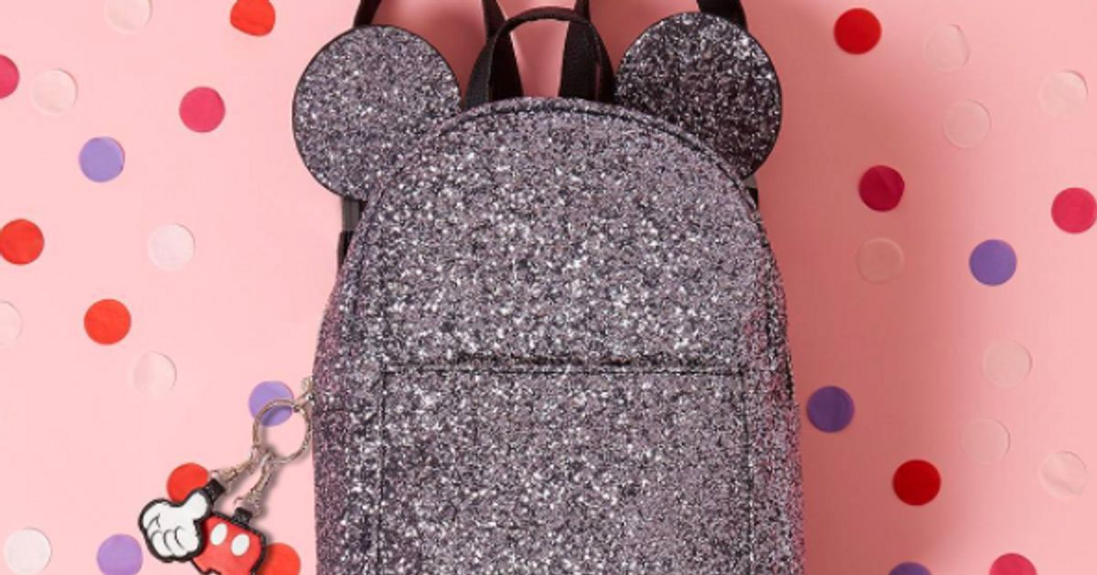 c41515b1f2d Primark Summer 2017  This Mickey Mouse Glittery Backpack Is A Dream Come  True For Disney Fans