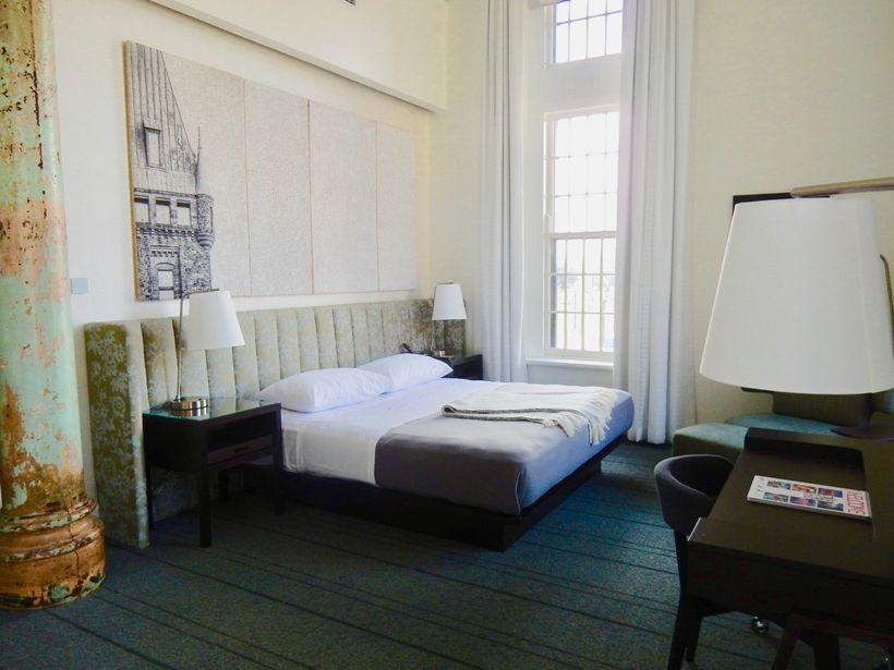 Guest Room, Hotel Henry, Buffalo NY