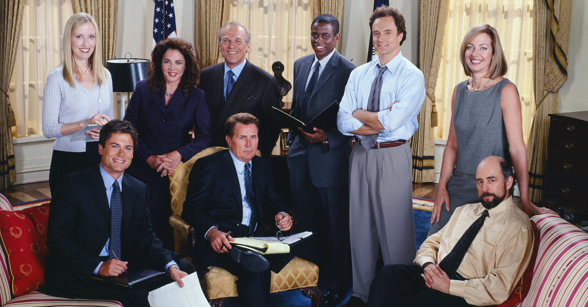 NBC Wants To Revive 'The West Wing,' 'ER,' 'The Office' And '30 Rock'