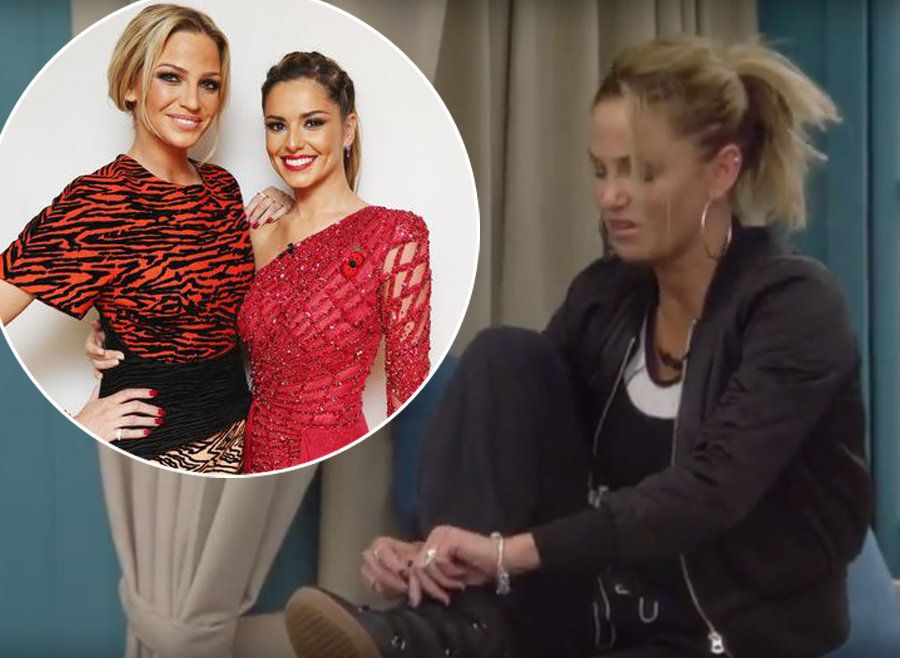 Three Days - That's How Long Sarah Harding Lasted Without Speaking About Cheryl On