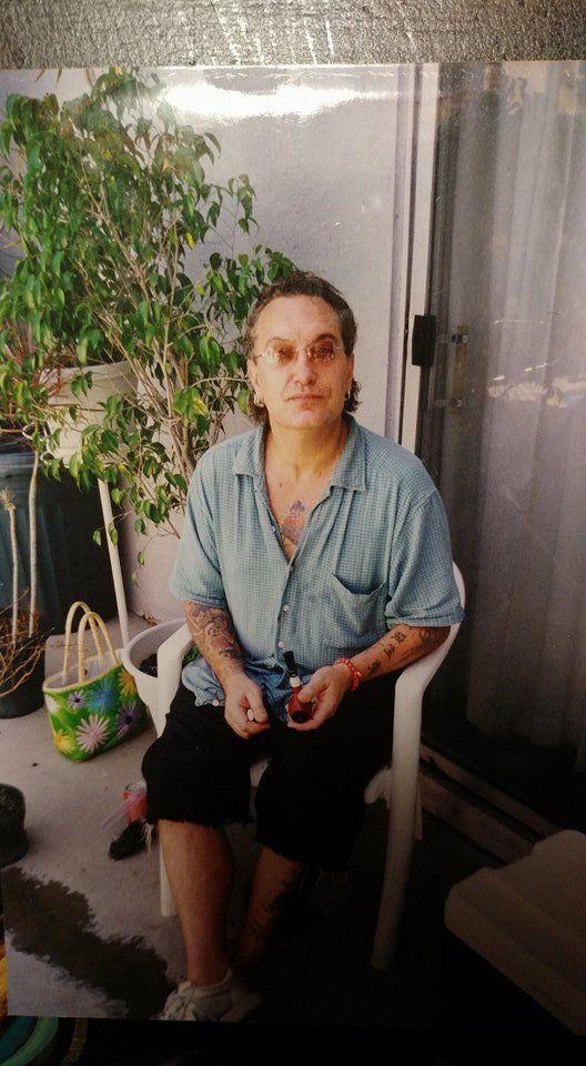 Keni Richards in 2000