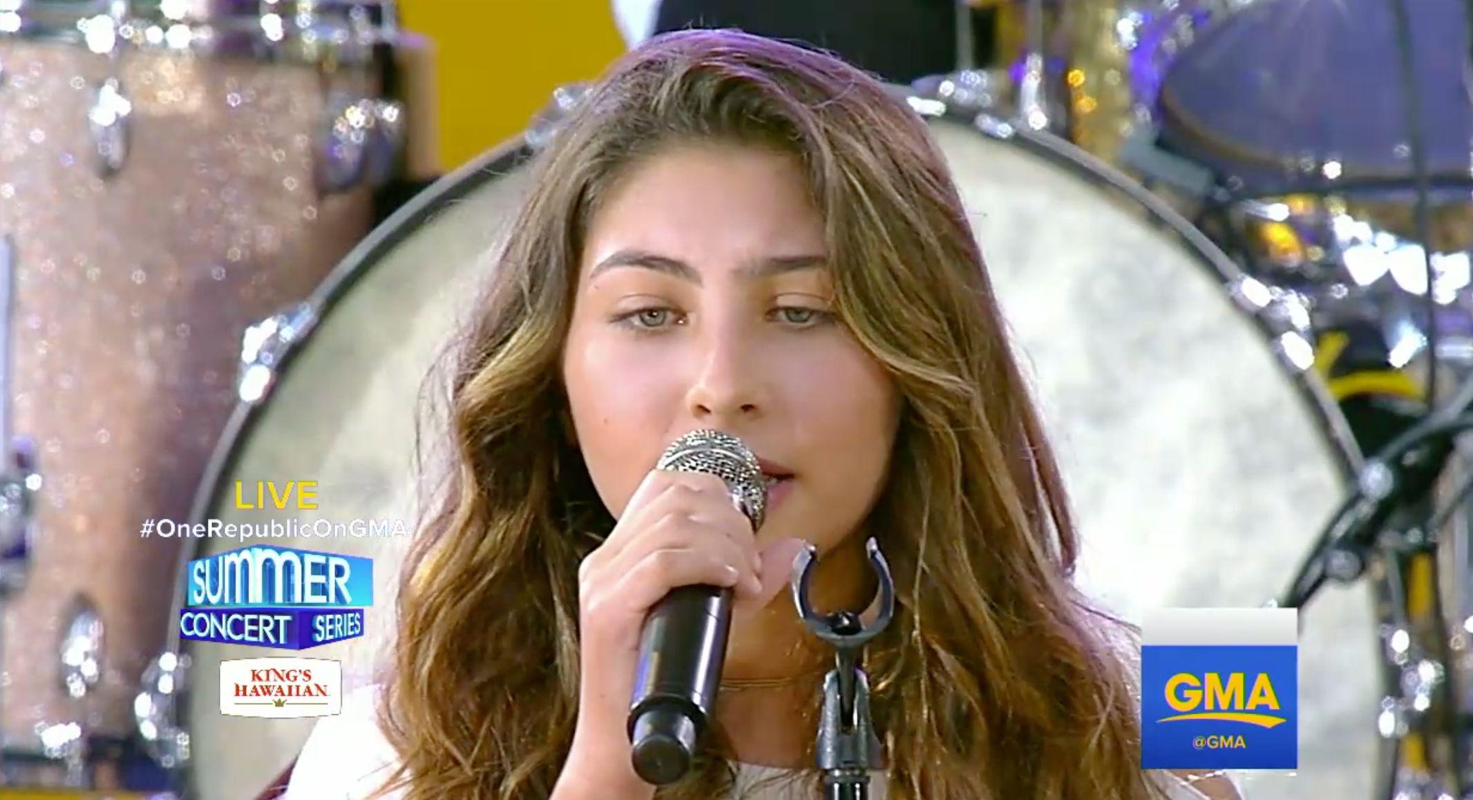 Chris Cornell's 12-Year-Old Daughter Sings 'Hallelujah' In Honour Of Her