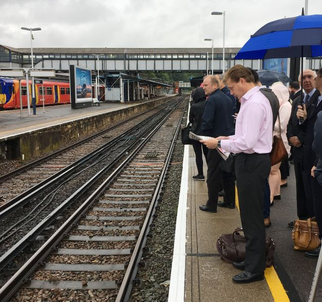 U.K Labour Party: It Will Take 200 Years To Make Train Stations