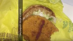 Muslim Family Say McDonald's Employees Stuffed Bacon In Their