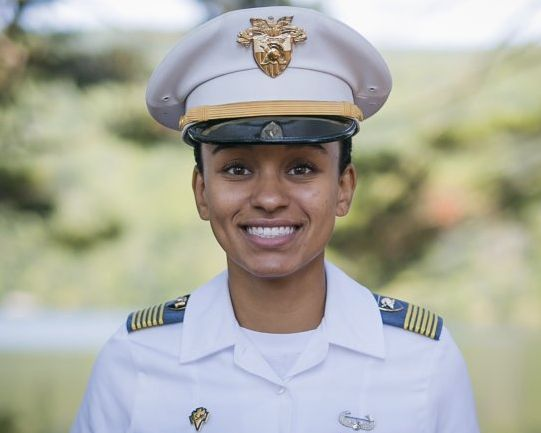 Simone Askew will become First Captain at West Point. It's the highest honor for cadets at the school, and the first time a b
